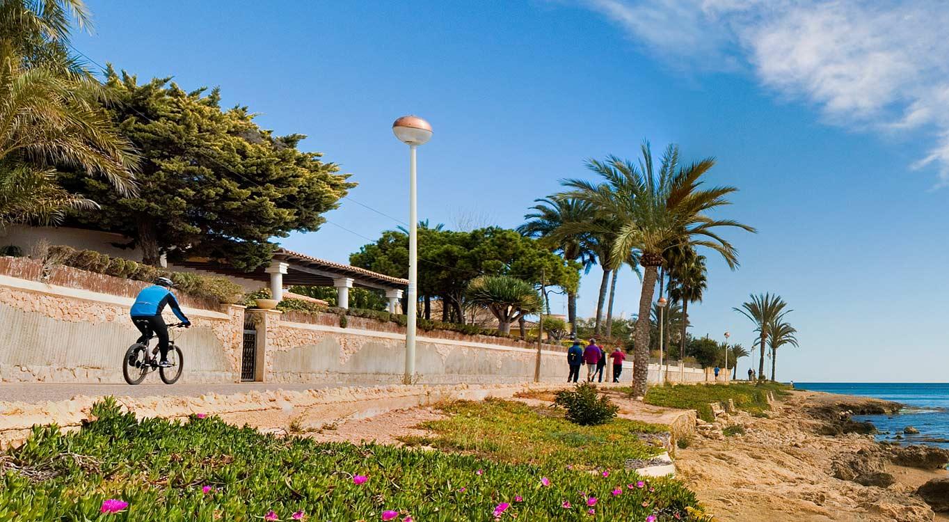 Entorno Camping Bahia Santa Pola 3
