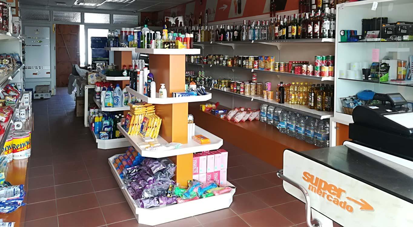 Supermercado Camping Bahia Santa Pola 2