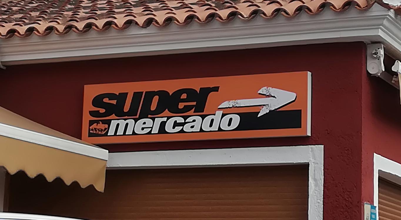 Supermercado Camping Bahia Santa Pola
